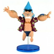 ACTION FIGURE ONE PIECE - FRANKY - WCF HISTORY RELAY 20TH
