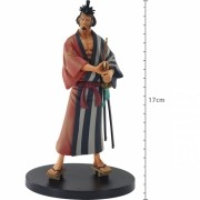 ACTION FIGURE ONE PIECE - KIN EMON - DXF THE GRANDLINE MEN SAGA DE WANO REF: 20395/20396