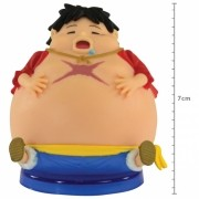 ACTION FIGURE ONE PIECE - LUFFY - HALLCAKE ISLAND WCF