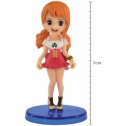 ACTION FIGURE ONE PIECE - NAMI - HALLCAKE ISLAND WCF