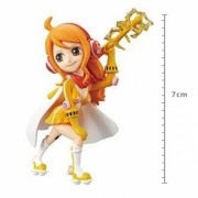 ACTION FIGURE ONE PIECE - NAMI - MUGIWARA 56 WCF