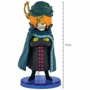 ACTION FIGURE ONE PIECE - PEDRO - HALLCAKE ISLAND WCF