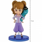 ACTION FIGURE ONE PIECE - PUDDING - HALLCAKE ISLAND WCF REF.26861/26867