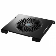 BASE PARA NOTEBOOK C3 PRETA - 1 FAN 200MM - R9-NBC-CMC3-GP