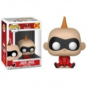 BONECO FUNKO POP DISNEY INCREDIBLES 2 - JACK-JACK #367
