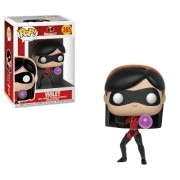 BONECO FUNKO POP DISNEY INCREDIBLES 2 - VIOLET WHITE CHASE #365 - FUNKO