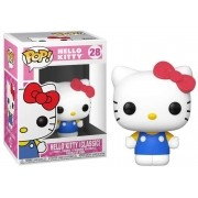 BONECO FUNKO POP HELLO KITTY 2 - HELLO KITYY CLASSIC - #28