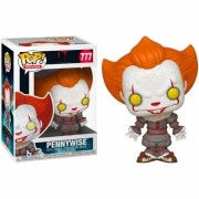 BONECO FUNKO POP IT: CHAPTER 2 - PENNYWISE WITH OPEN ARNS #777
