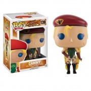 BONECO FUNKO POP STREET FIGHTER - CAMMY #139