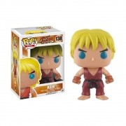 BONECO FUNKO POP STREET FIGHTER KEN #138
