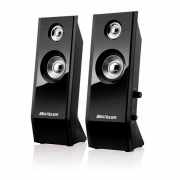 CAIXA DE SOM SHADOW 20 USB 8W RMS PRETO SP091