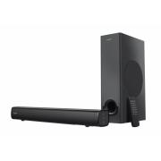 CAIXA DE SOM SOUNDBAR 2.1 - STAGE - COM SUBWOOFER - USB/BLUETOOTH/P2 - 80W-160W(PEAK) - 51MF8360AA000