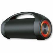 CAIXA DE SOM SUPER BAZOOKA 2 200W BT/AUX/USB/TWS/LED SP601