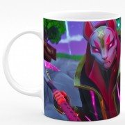 Caneca de Porcelana Fortnite #01