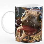 Caneca de Porcelana League of Legends #09