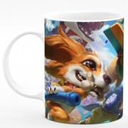 Caneca de Porcelana League of Legends #10