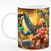 Caneca de Porcelana League of Legends #12