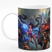 Caneca de Porcelana League of Legends #13