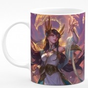 Caneca de Porcelana League of Legends #17