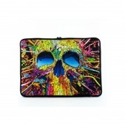 "Case Notebook Basic 14"" - Color Skull"