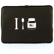"Case Notebook Basic 14"" - I Love Nu"