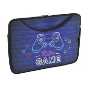 Case para Notebook Bolso Frontal 15.6″ – Retrogame