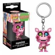 CHAVEIRO FUNKO POP KEYCHAIN - FIVE NIGHTS AT FREDDY - PIZZA PIGPATCH