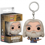 CHAVEIRO FUNKO POP KEYCHAIN LORD OF THE RINGS GANDALF