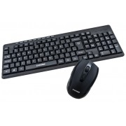 COMBO TECLADO E MOUSE WIRELESS EVOLUT EO-501