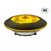 COOLER PARA PROCESSADOR MASTERAIR G100M RGB - MAM-G1CN-924PC-R1