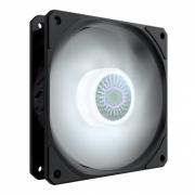 FAN PARA GABINETE SICKLEFLOW 120MM LED WHITE - MFX-B2DN-18NPW-R1
