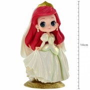 ACTION FIGURE DISNEY - PRINCESA ARIEL - DREAMY STYLE SPECIAL COLLECTION Q POSKET REF: 20669/20670
