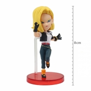 FIGURE DRAGON BALL LEGENDS - ANDROID 18 WCF - REF:21182/21188