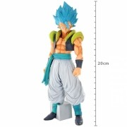 FIGURE DRAGON BALL SUPER - GOGETA SUPER SAYAJIN BLUE - SUPER MASTER STAR PIECE REF: 20315/20316