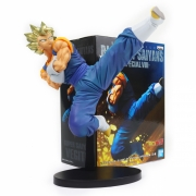 FIGURE DRAGON BALL Z - VEGETTO SUPER SAYAJIN - BLOOD OF SAIYANS SPECIAL VIII REF: 21131/21132
