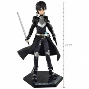 ACTION FIGURE SWORD ART ONLINE - KIRITO REF:28921/28922