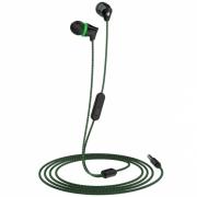 FONE DE OUVIDO IN EAR CABO P2 1.5 METROS TFH100 PRETO