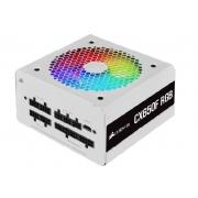 FONTE ATX 650W - CX650F FULL MODULAR - RGB WHITE - 80 PLUS BRONZE - COM CABO DE FORCA - CP-9020226-BR
