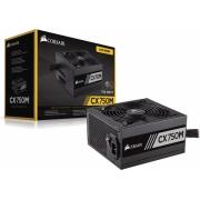 FONTE ATX 750W - CX750M SEMI MODULAR - 80 PLUS BRONZE - SEM CABO DE FORCA - CP-9020061-WW