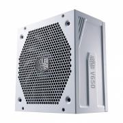 FONTE ATX V650 V2 - 80 PLUS GOLD - FULL MODULAR - (WHITE) - MPY-650V-AGBAG-WO
