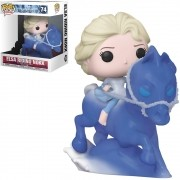 FUNKO POP DISNEY RIDES FROZEN II - ELSA RIDING NOKK 74