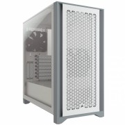 GABINETE ATX MID TOWER - 4000 SERIES - 4000D AIRFLOW WHITE - CC-9011201-WW