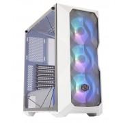 GABINETE MASTERBOX TD500 MESH WHITE - MCB-D500D-WGNN-S01