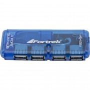 HUB 4 PORTAS USB 2.0 FORTREK HBU402