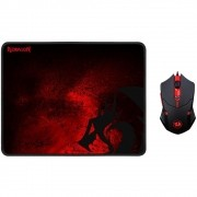 KIT GAMER REDRAGON COM MOUSEPAD P016 + MOUSE REDRAGON CENTROPHORUS M601