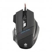 MOUSE GAMER EVOLUT EG-103 RGB 2400 DPI/ 06 BOTOES PREDATOR