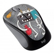 MOUSE LOGITECH M-317C NO LANG LIGHTBULB