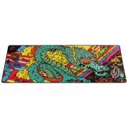 MOUSE PAD DRAGON EXTENDED - ESTILO SPEED - 900X420MM - PMD90X42