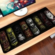 Mouse Pad Game Of Thrones Extra Grande Exbom - MP-9040A02
