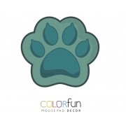 Mousepad / Imã Decorativo ColorFun – Cat Paw